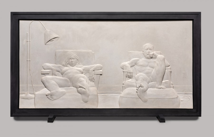 relief, contemporary sculpture, sculpture, nude, naked, figures, figure sculpture, modern