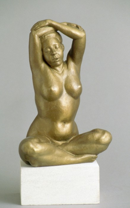 sculpture by Chris Smith