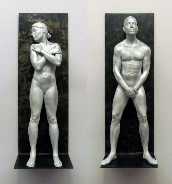Perfectly Naked 15,16 by Christopher Smith