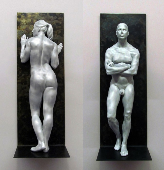 Perfectly Naked 5,6 by Christopher Smith