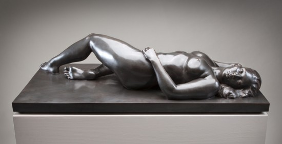 Tidal Rhythm (bronze) by Christopher Smith
