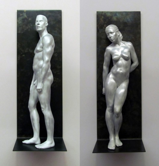 Perfectly Naked 9,10 by Christopher Smith